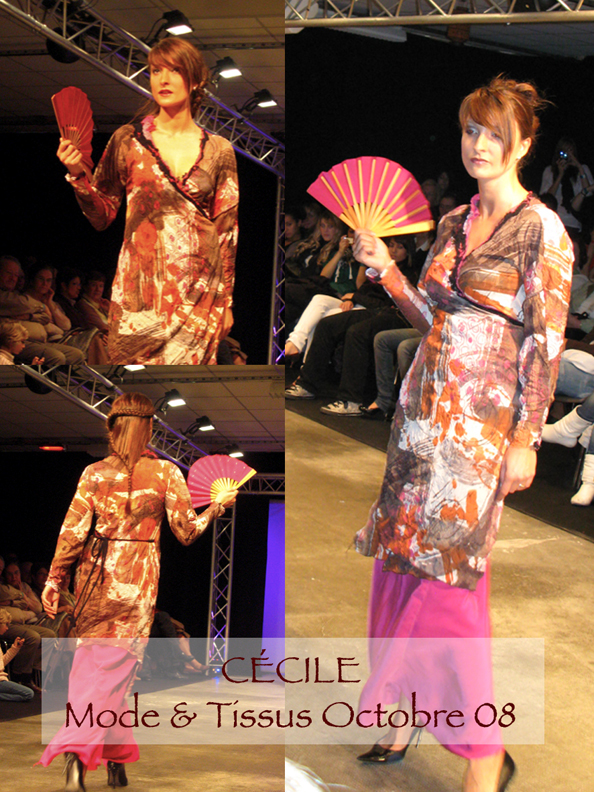 Mode & tissu - Octobre 2008