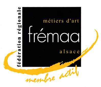 LABEL : Fédération, Régionale, de Métiers, d'Art d'Alsace.