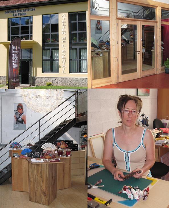 Présentation del'Atelier Showroom