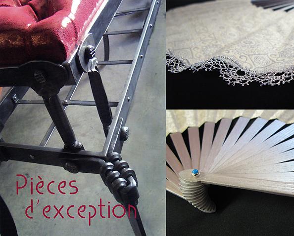 PIÉCES D'EXCEPTION AUX DOMINICAINS A COLMAR DU 24 NOVEMBRE AU 31 DÉCEMBRE 2011